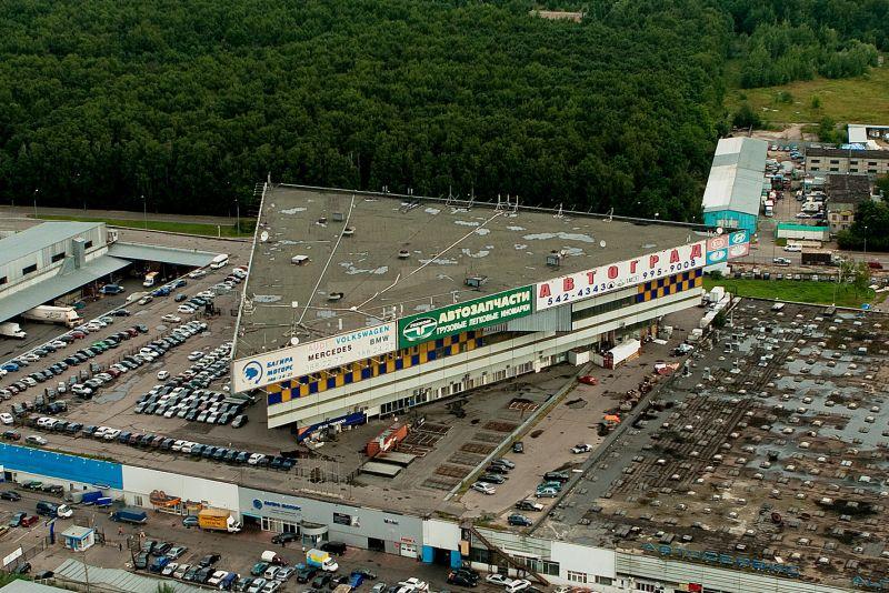 бизнес-центр Русинком