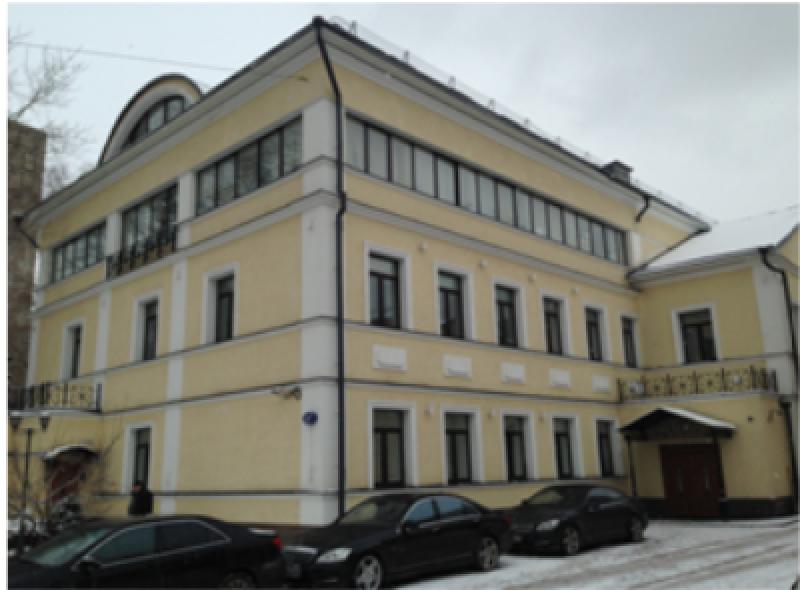 бизнес-центр Есенинский