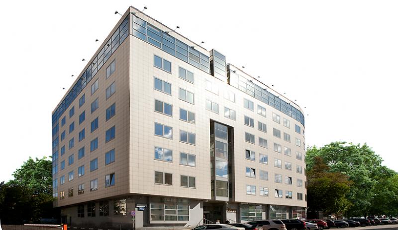 бизнес-центр Чайка Плаза IV