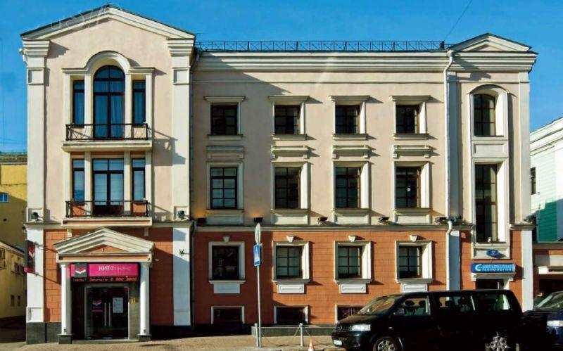 бизнес-центр Большая Никитская