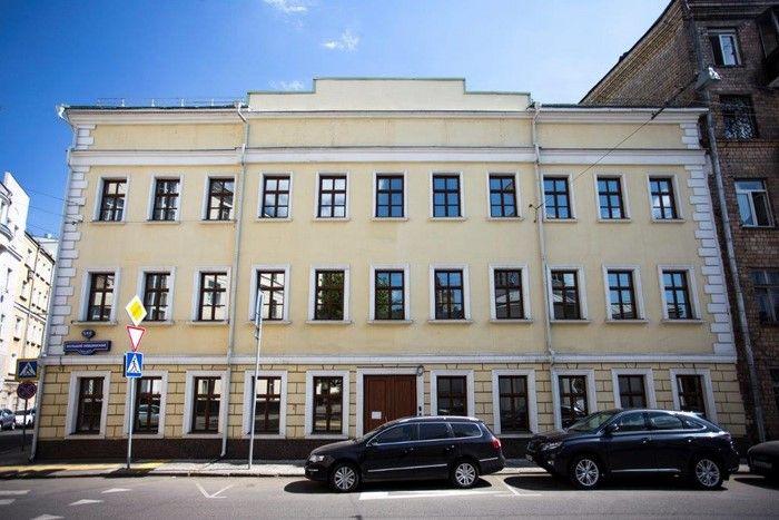 бизнес-центр Левшинский 1