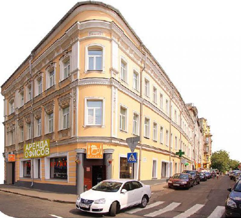 бизнес-центр Мясницкая