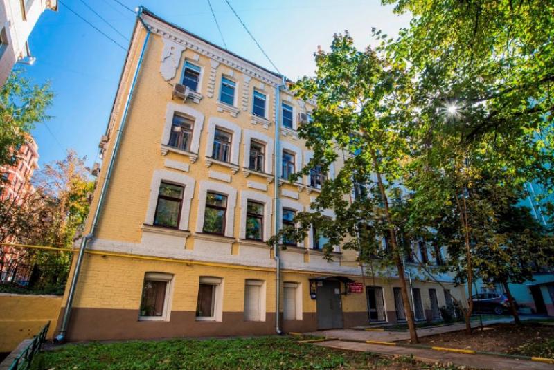 бизнес-центр Большой Сухаревский переулок 15с2