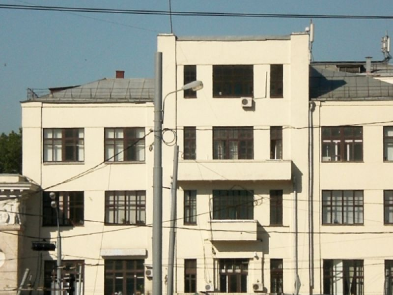 бизнес-центр Тверская Застава, 3