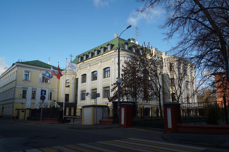 Помещение для персонала Казачий 1-й переулок продажа коммерческой недвижимости в талдомском районе