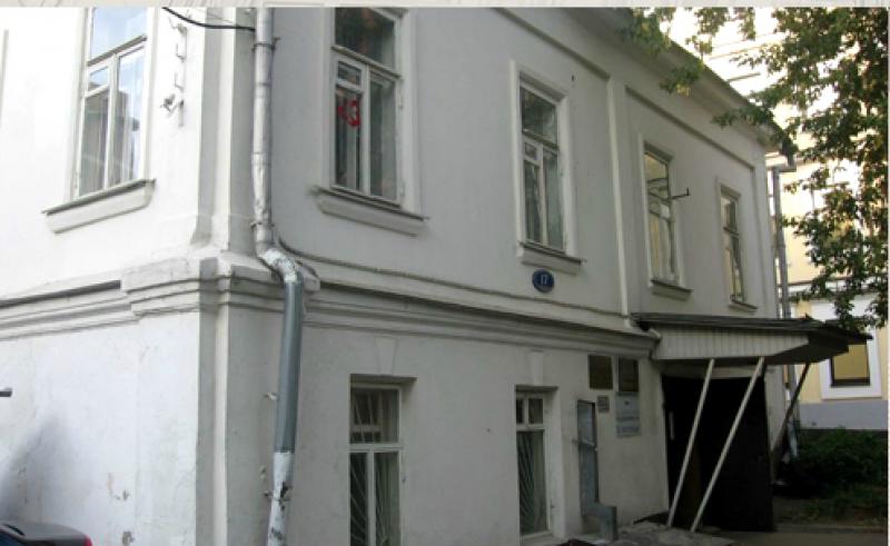 бизнес-центр Большой Сухаревский переулок 17с2
