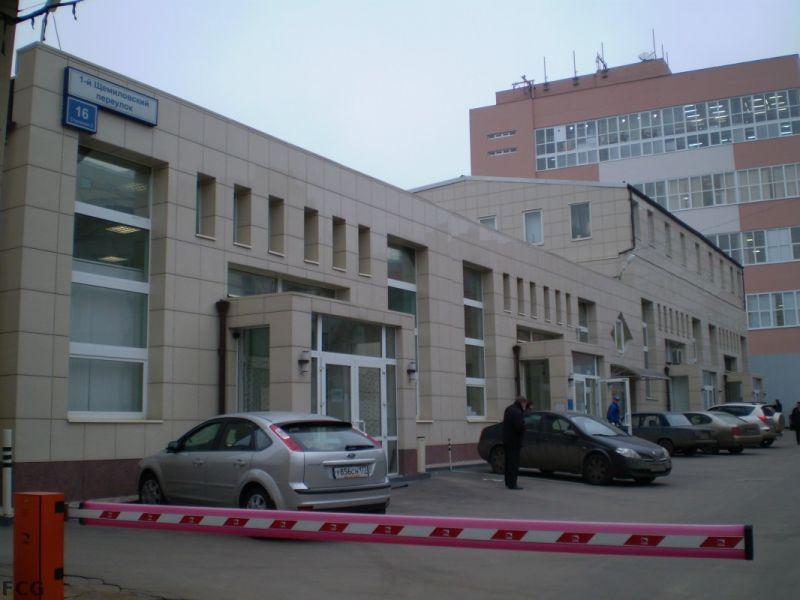 бизнес-центр 1-й Щемиловский 16 стр.2
