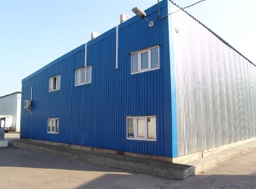бизнес-центр Амурская 5