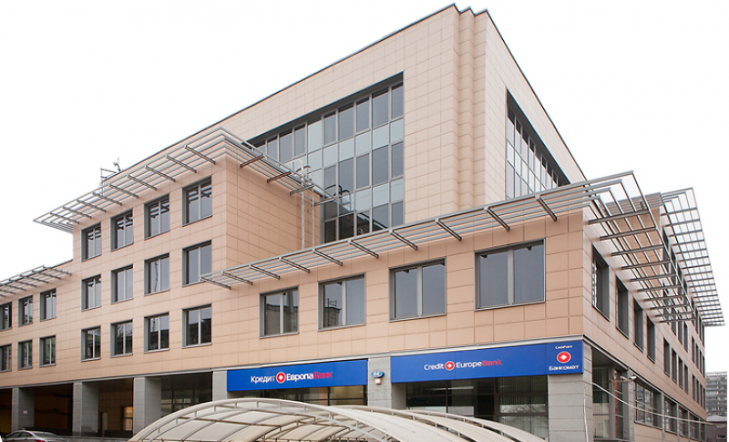бизнес-центр на Ордынке