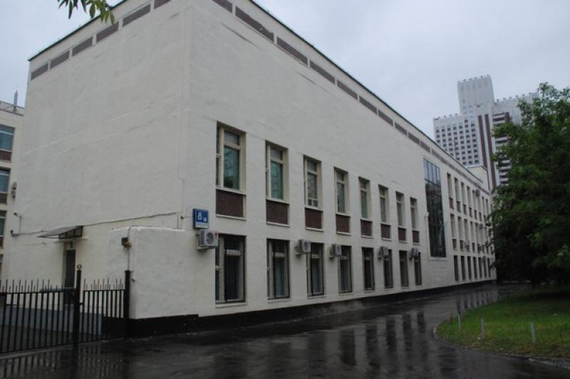 бизнес-центр Академика Анохина 8