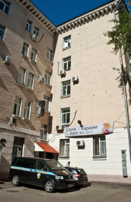 бизнес-центр Хорошевка - LIVE