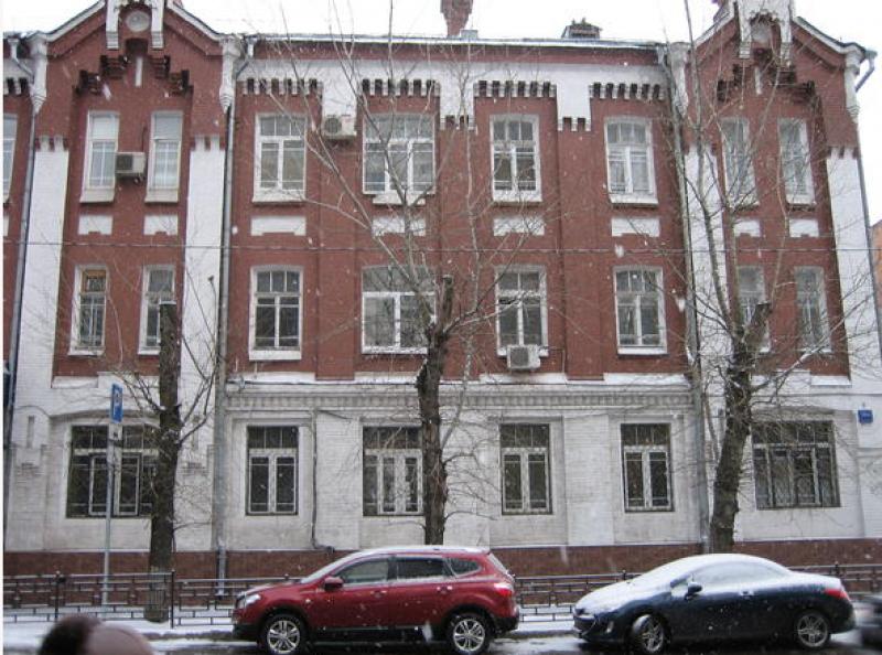 бизнес-центр Малая Грузинская БЦ