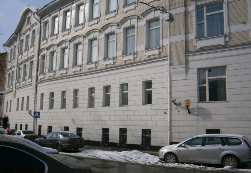 бизнес-центр Колпачный переулок 4
