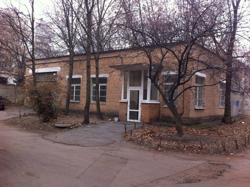 бизнес-центр Усиевича улица, д.10Б