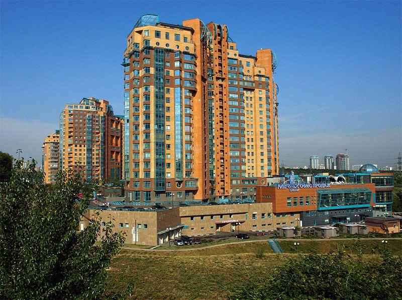 бизнес-центр Минская 1