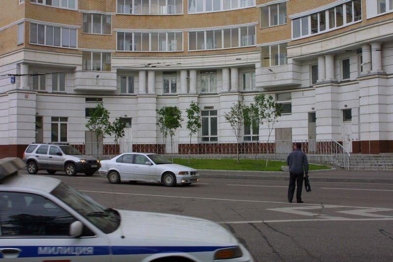 бизнес-центр Петровско – Разумовская аллея 10