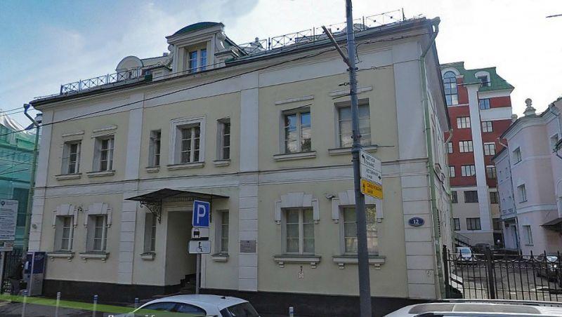 бизнес-центр Петровский б-р 12