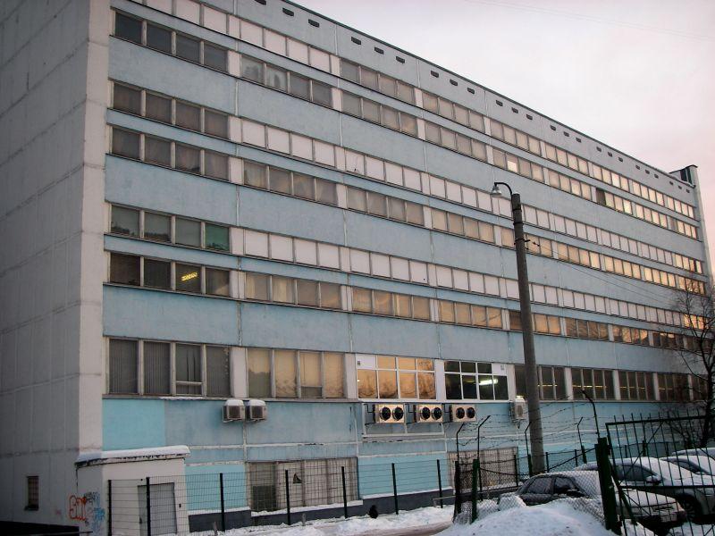 бизнес-центр Вешняковская 18
