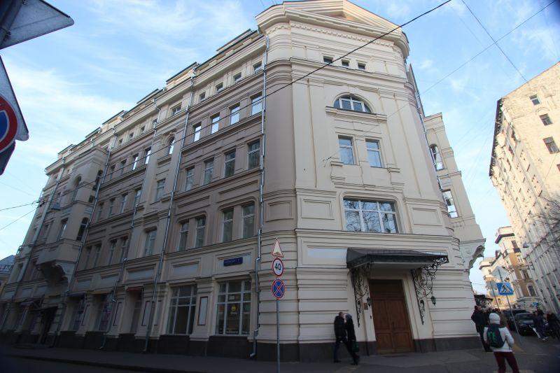бизнес-центр Милютинский