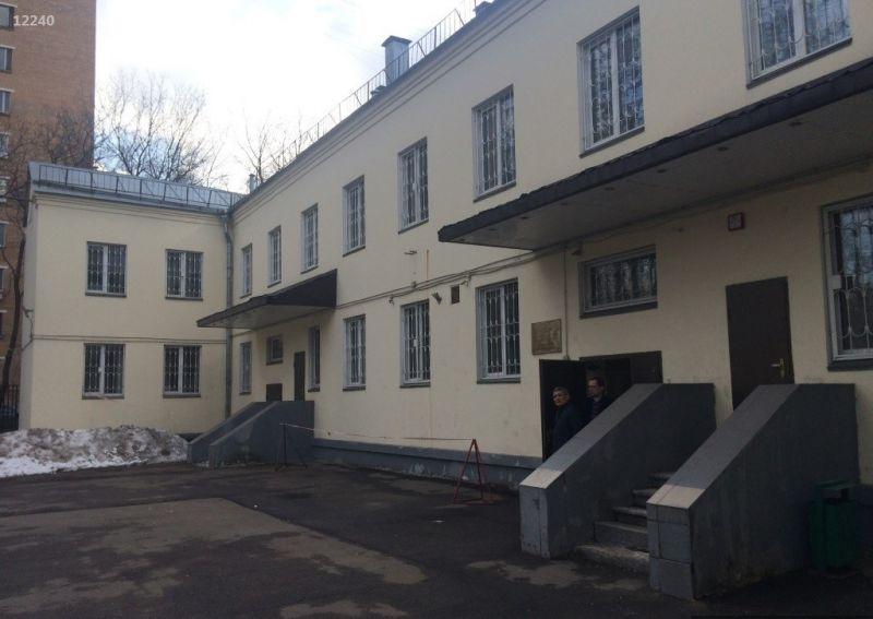 бизнес-центр Беговой
