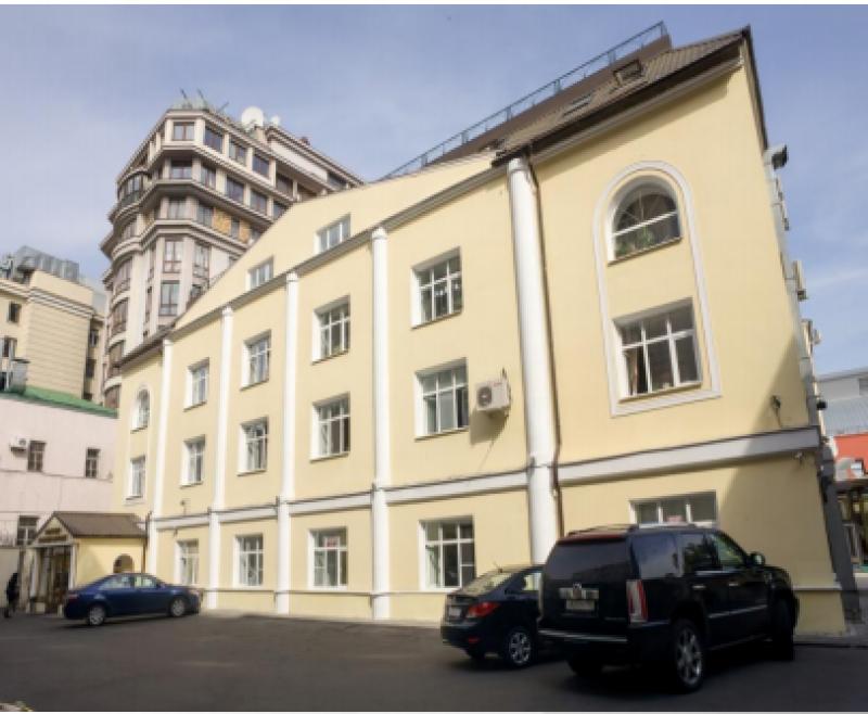 бизнес-центр Большая Дмитровка