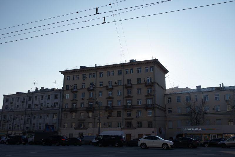 бизнес-центр Зубовский бульвар  31