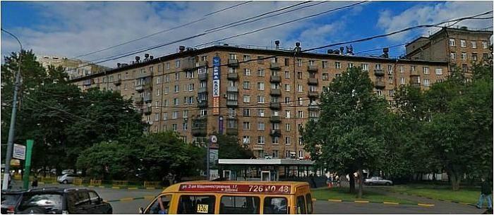 бизнес-центр Мастеркова 3