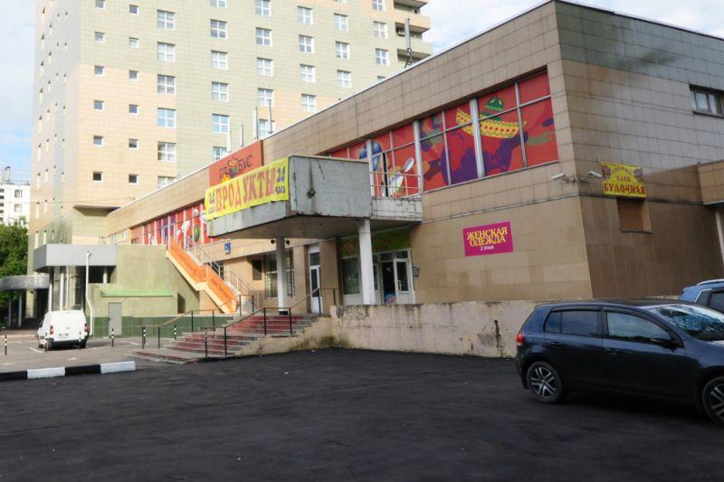 бизнес-центр Аэропорт