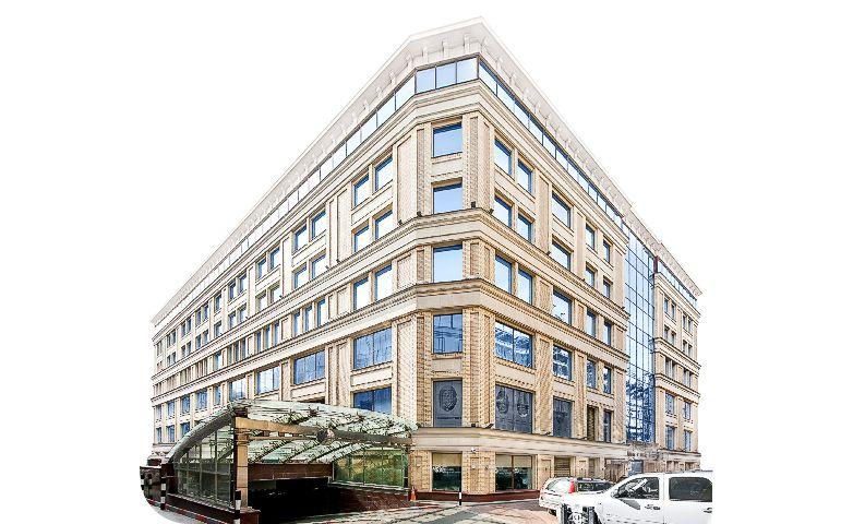 бизнес-центр Nikol'skaya Plaza