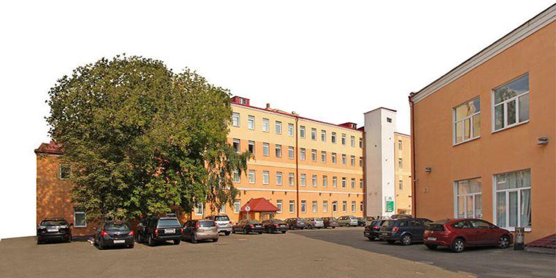 бизнес-центр Таганский