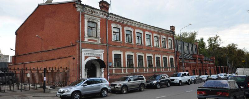 бизнес-центр Золоторожский Вал 34