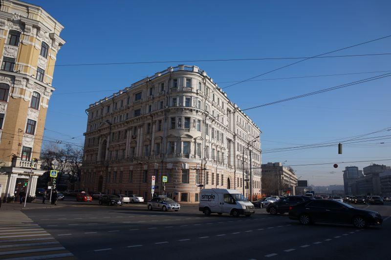 бизнес-центр Зубовские Ворота
