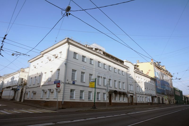 бизнес-центр Остоженка 10