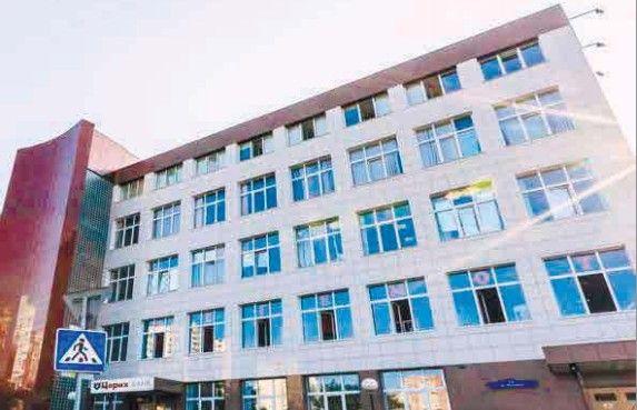 бизнес-центр Новый Свет