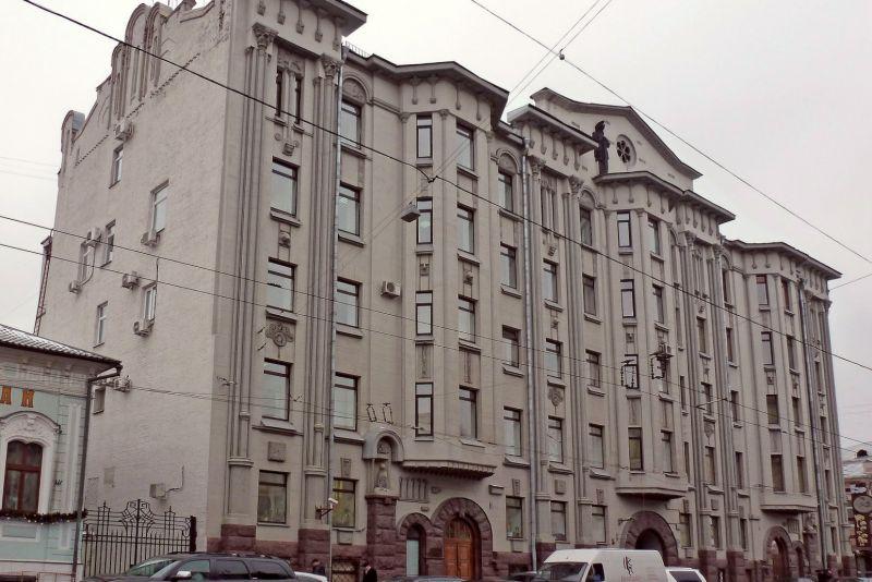 бизнес-центр Большая Полянка 54