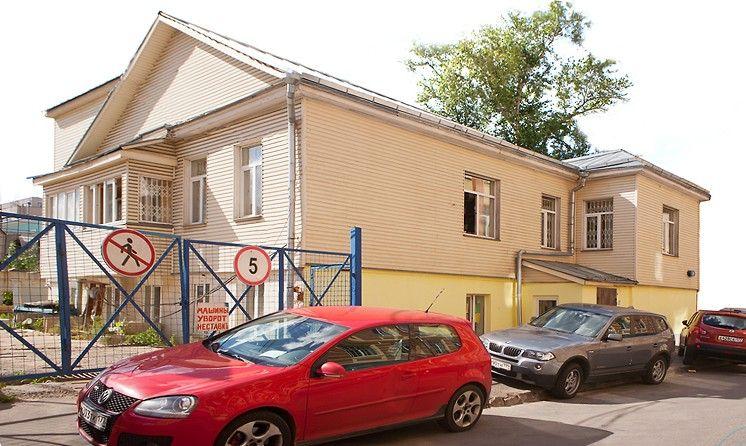 бизнес-центр Малая Ордынка 26