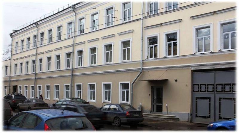 бизнес-центр Александра Солженицына 23