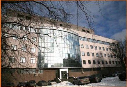 бизнес-центр Наска Плаза
