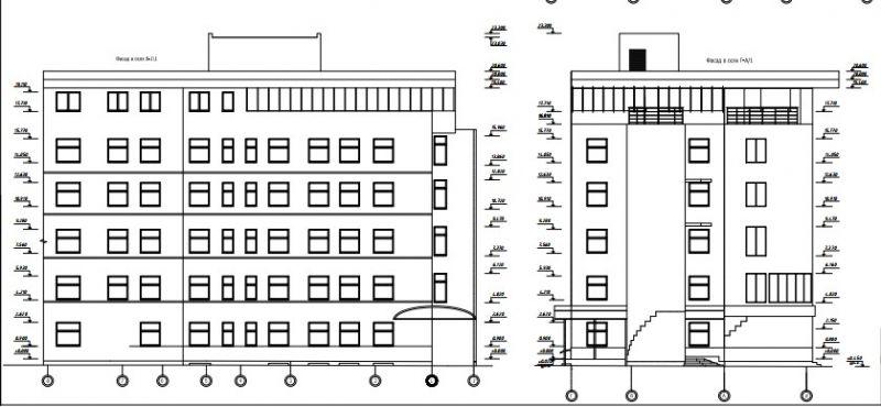 бизнес-центр Автомоторная 4