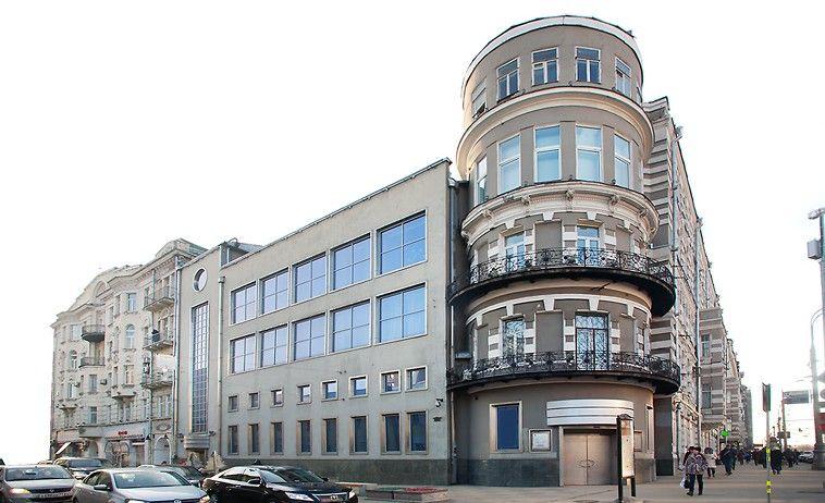 бизнес-центр Большая Дмитровка 23
