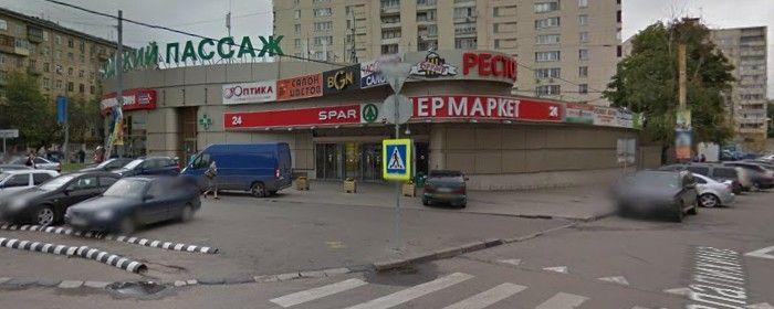 бизнес-центр ТЦ Нижегородский