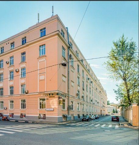 бизнес-центр Александра Солженицына 27