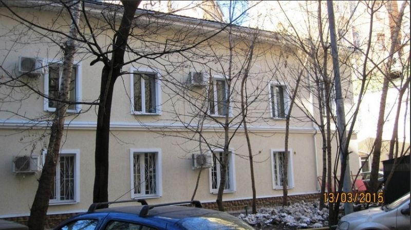 бизнес-центр Архангельский переулок