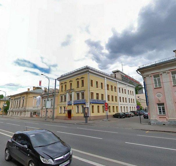 бизнес-центр Проспект Мира 16с2