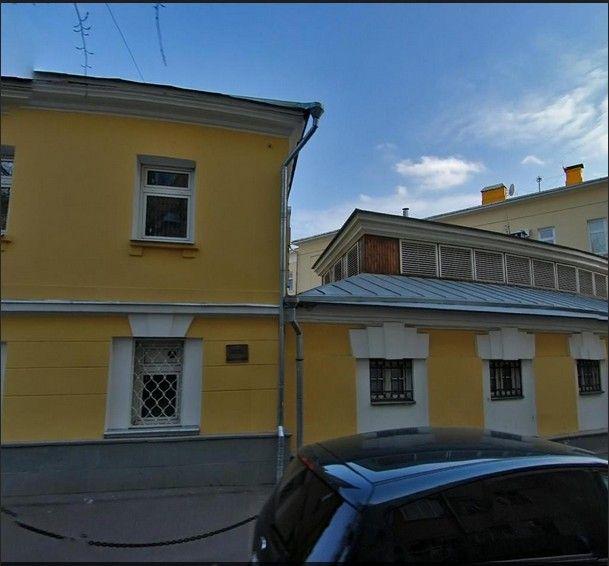 бизнес-центр Большой Знаменский