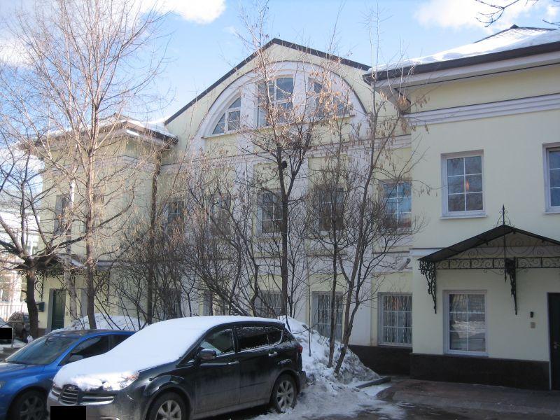 бизнес-центр Верхняя Радищевская 5