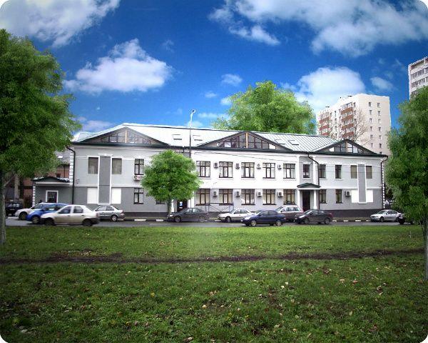 бизнес-центр Грин Хаус