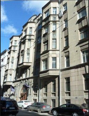 бизнес-центр Большой Афанасьевский 36