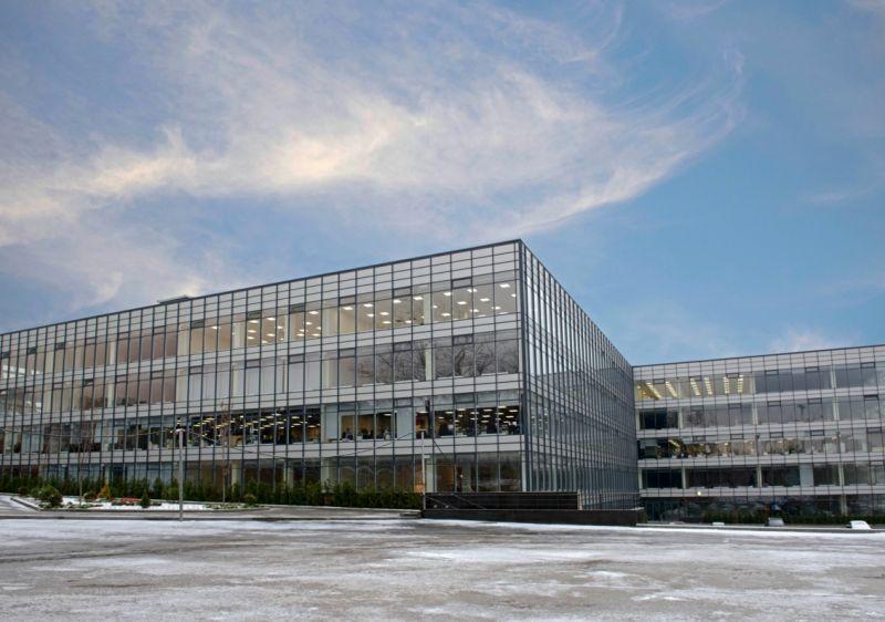 бизнес-центр Симонов Плаза