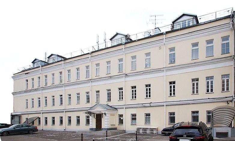 бизнес-центр Воздвиженка 7-6